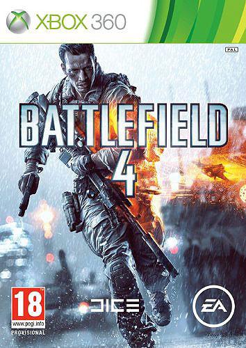 Battlefield 4 CZ (Xbox 360)