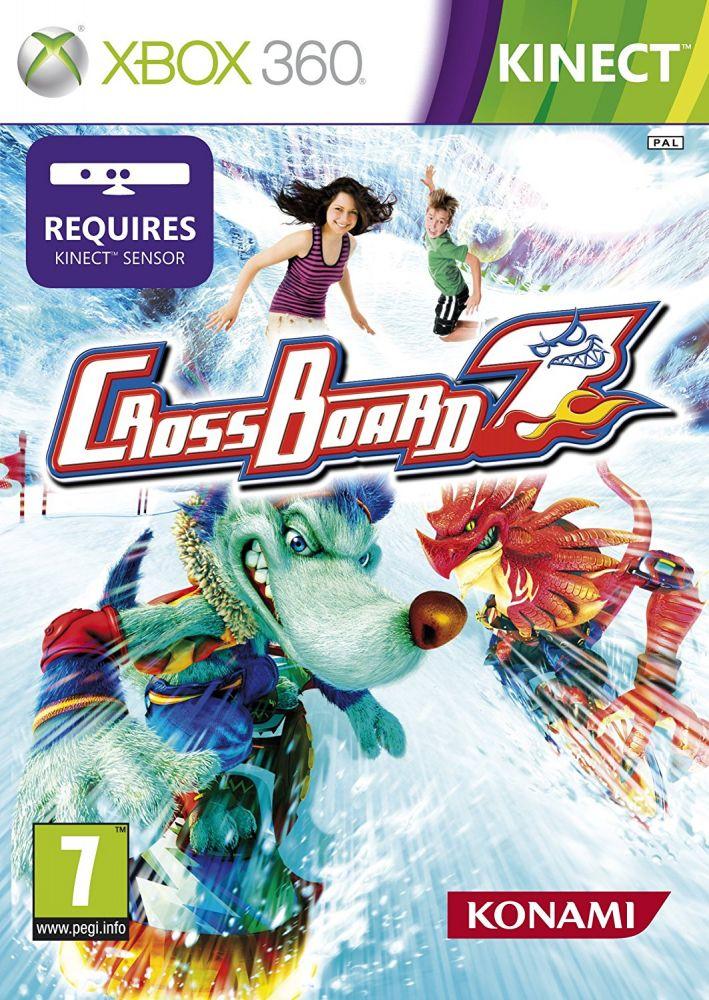 Crossboard 7 (Bazar/ Xbox 360 - Kinect)