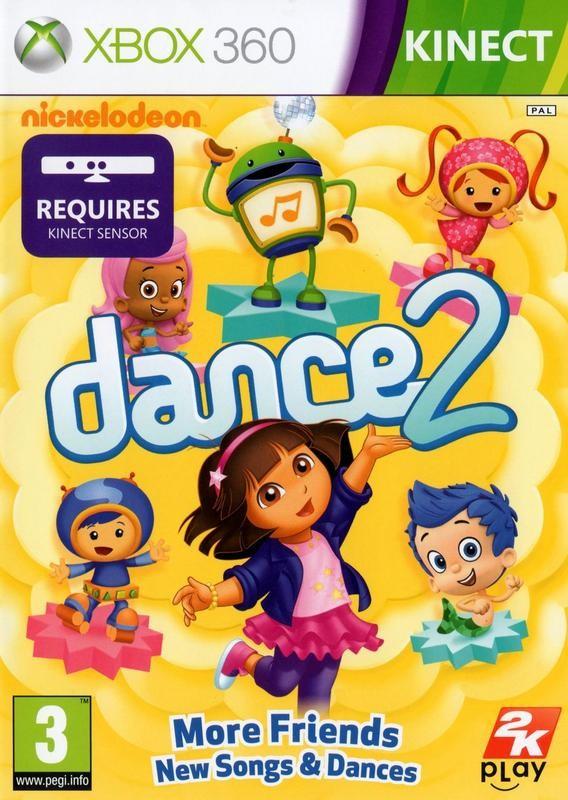 Nickelodeon Dance 2 (Bazar/ Xbox 360 - Kinect)