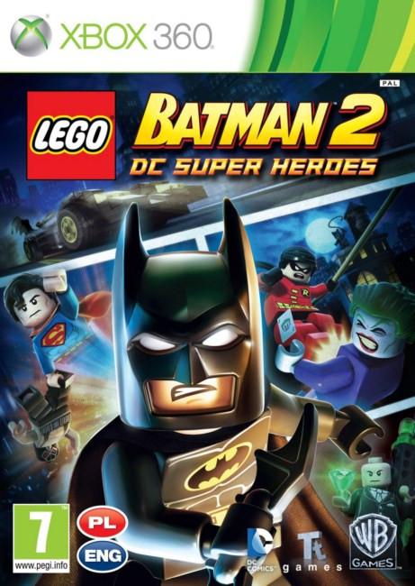 Lego Batman 2: DC Super Heroes (Xbox 360)