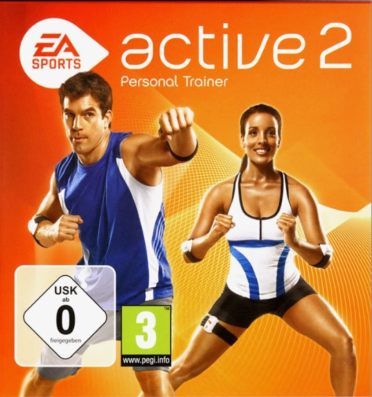 EA Sports Active 2 (Bazar/ Xbox 360- Kinect)