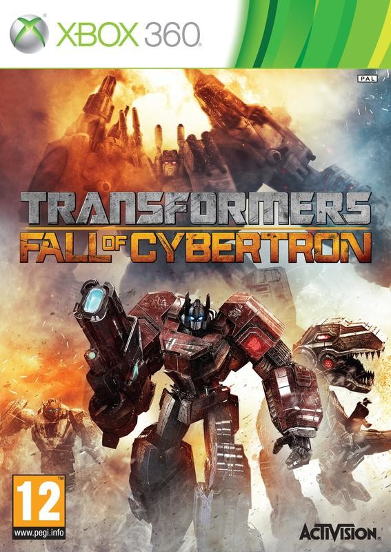 Transformers: Fall of Cybertron (Bazar/ Xbox 360)