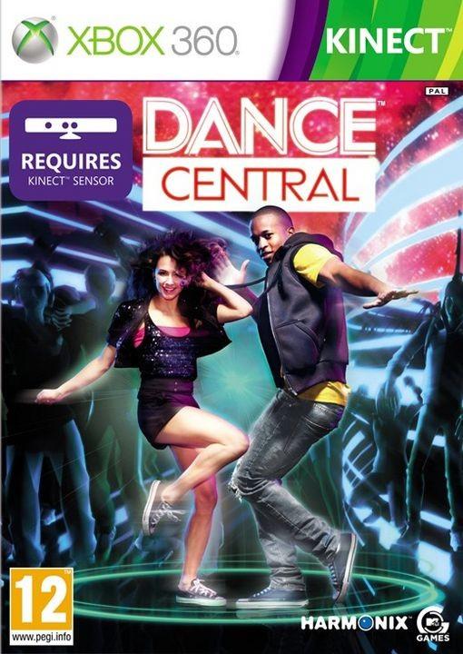 Dance Central (Bazar/ Xbox 360 - Kinect)