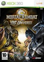 Mortal Kombat vs. DC Universe (Bazar/ Xbox 360) - DE