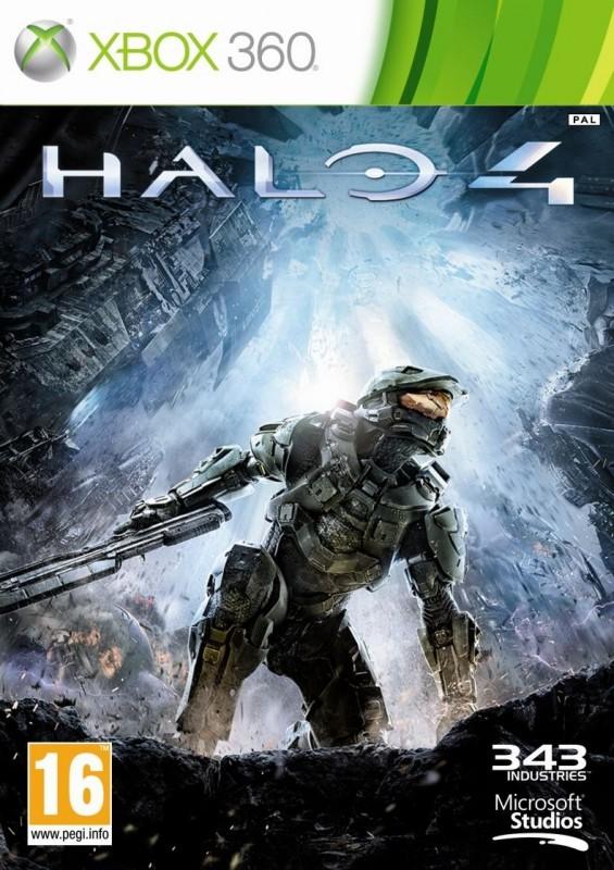 Halo 4 (Bazar/ Xbox 360)