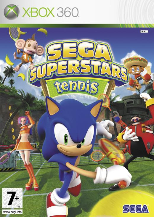 Sega Superstars Tennis (Bazar/ Xbox 360)
