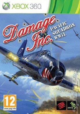 Damage Inc. Pacific Squadron WWII (Bazar/ Xbox 360) - Výprodej