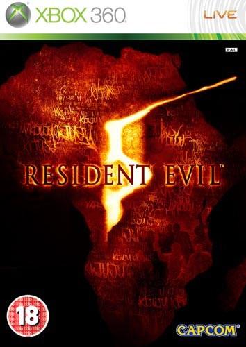 Resident Evil 5 (Bazar/ Xbox 360)
