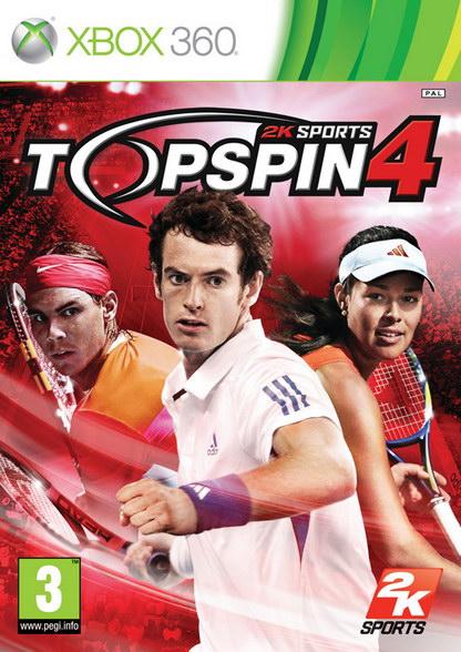 Top Spin 4 EN (Bazar/ Xbox 360)