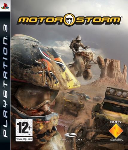MotorStorm (Bazar/ PS3)