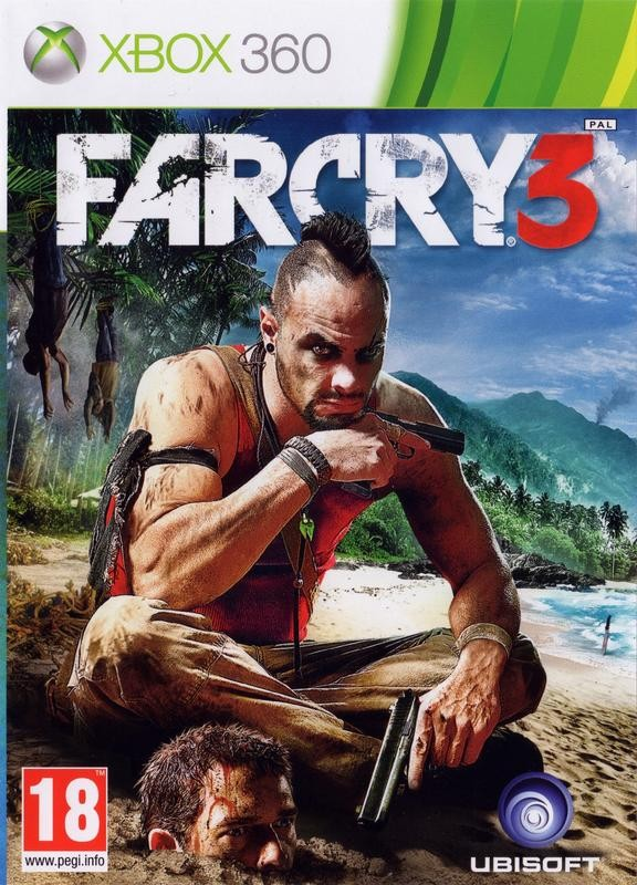 Far Cry 3 (Bazar/ Xbox 360)