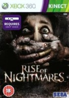 Rise of Nightmares (Bazar/ Xbox 360- Kinect)