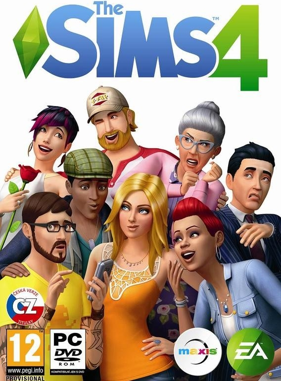 The Sims 4 CZ (PC)