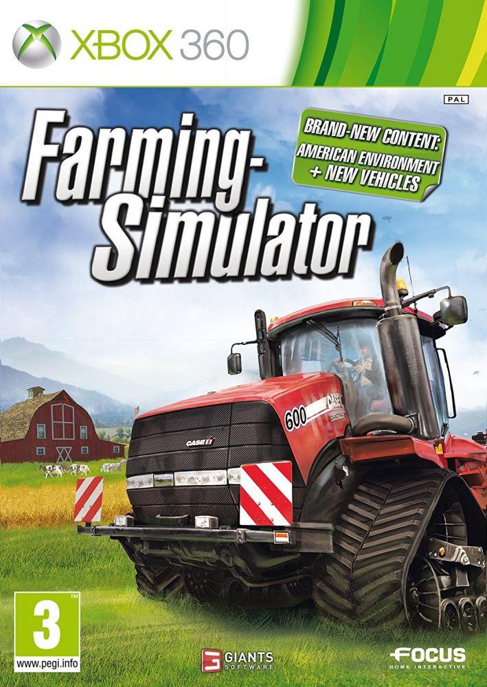 Farming Simulator (Bazar/ Xbox 360)
