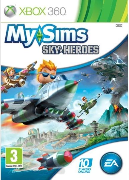MySims SkyHeroes (Bazar/ Xbox 360)