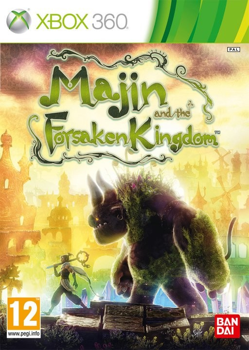 Majin and The Forsaken Kingdom (Bazar/ Xbox 360)