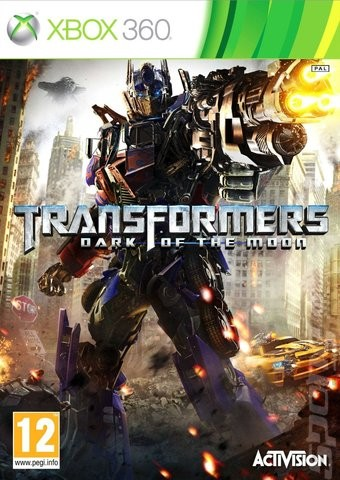 Transformers: Dark of the Moon (Bazar/ Xbox 360)