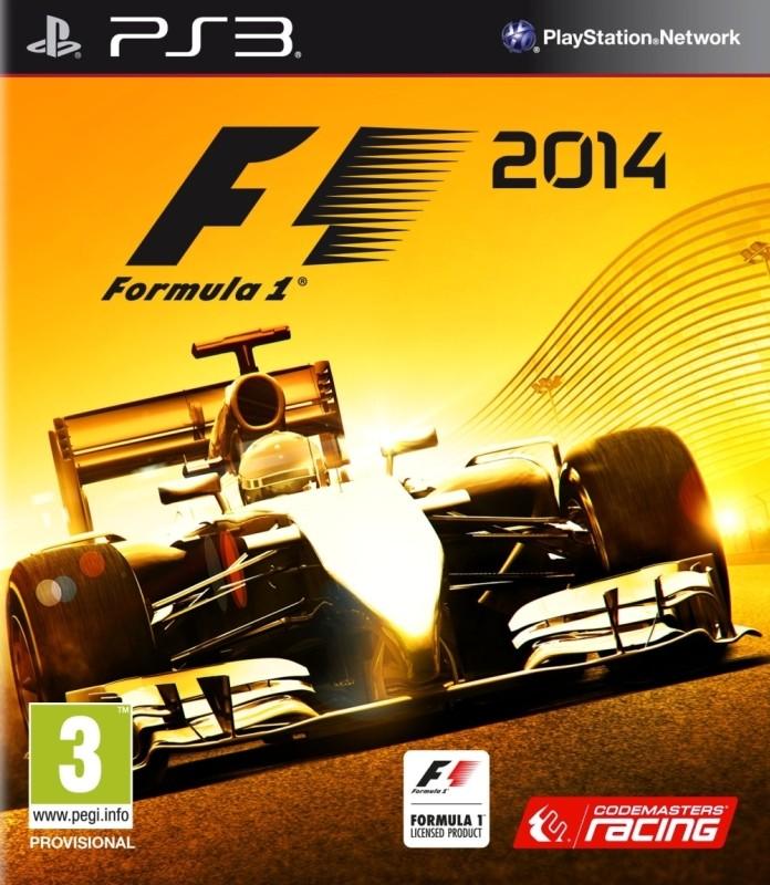 F1 2014 (Bazar/ PS3)