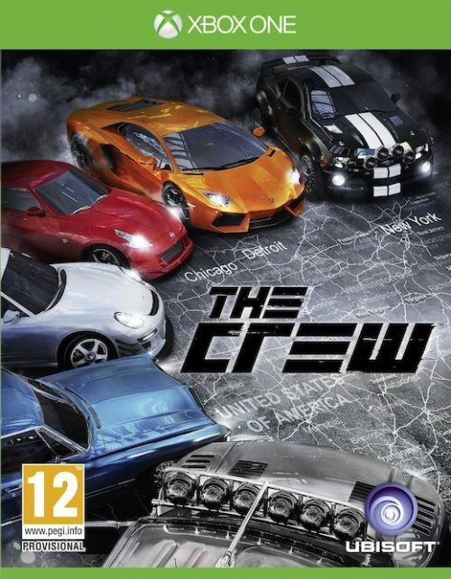 The Crew (Bazar/ Xbox One)