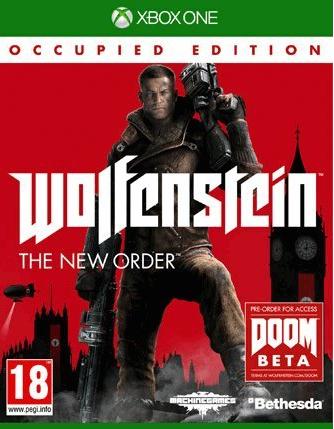 Wolfenstein: The New Order /Occupied Edition/ (Bazar/ Xbox One)