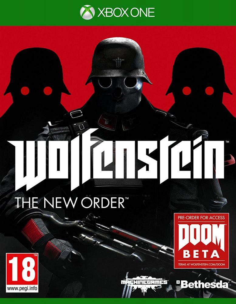 Wolfenstein: The New Order (Bazar/ Xbox One)