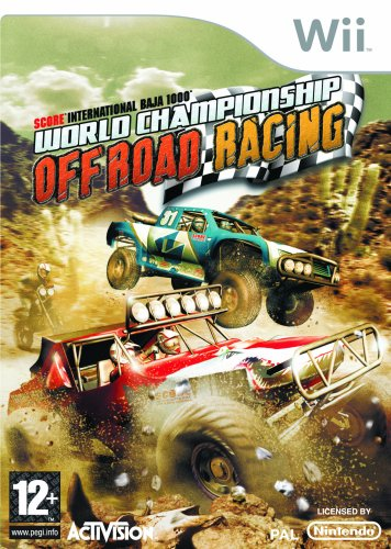 World Championship Off Road Racing (Bazar/ Wii)
