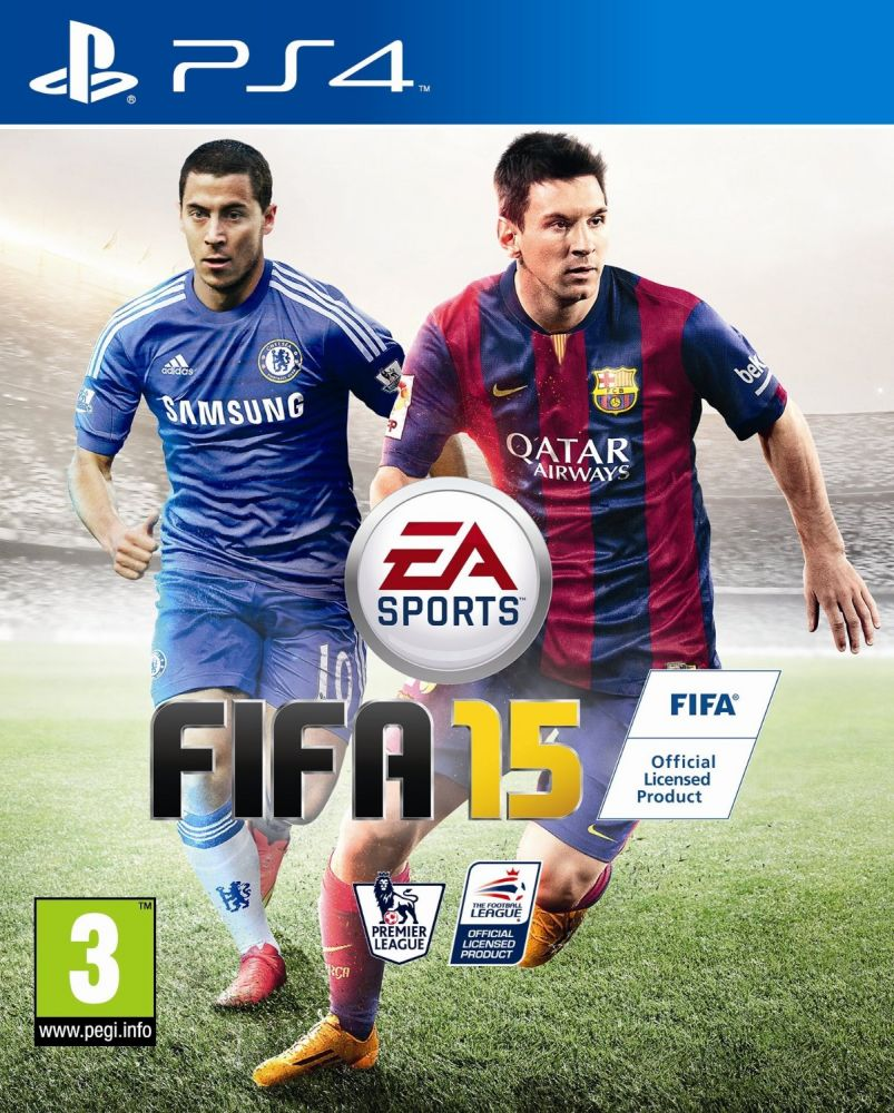 FIFA 15 (Bazar/ PS4)