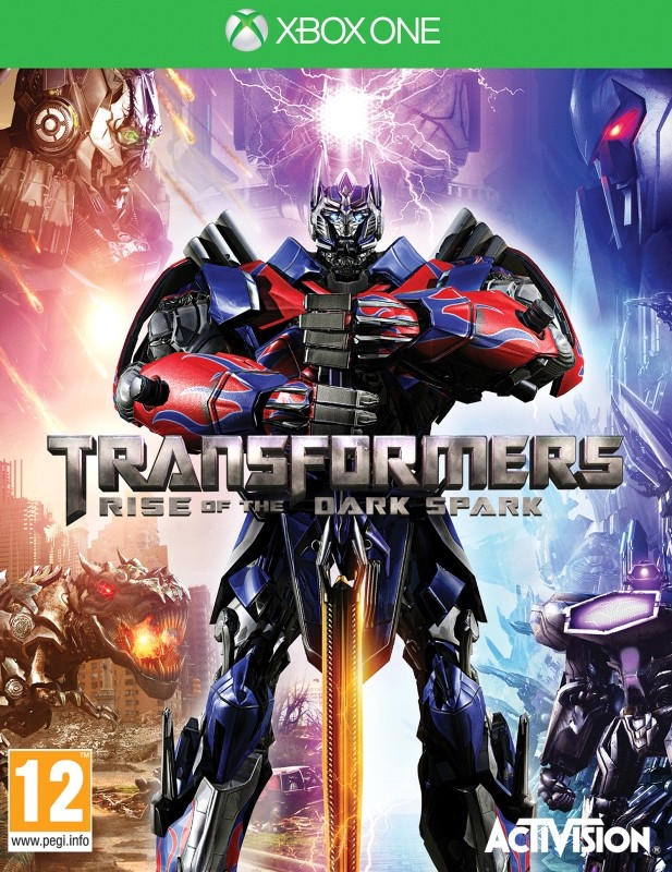 Transformers: Rise of the Dark Spark (Bazar/ Xbox One)