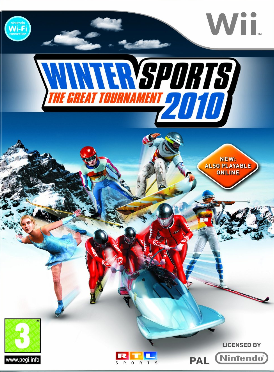 Winter Sports 2010 (Bazar/ Wii)