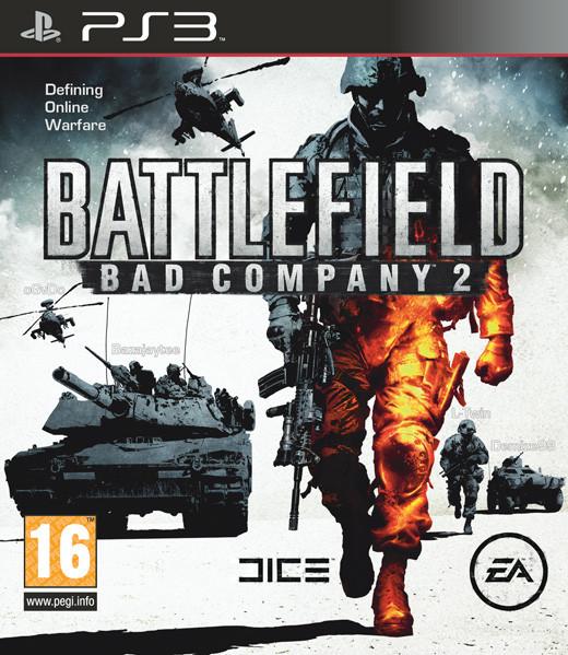 Battlefield: Bad Company 2 (Bazar/ PS3)
