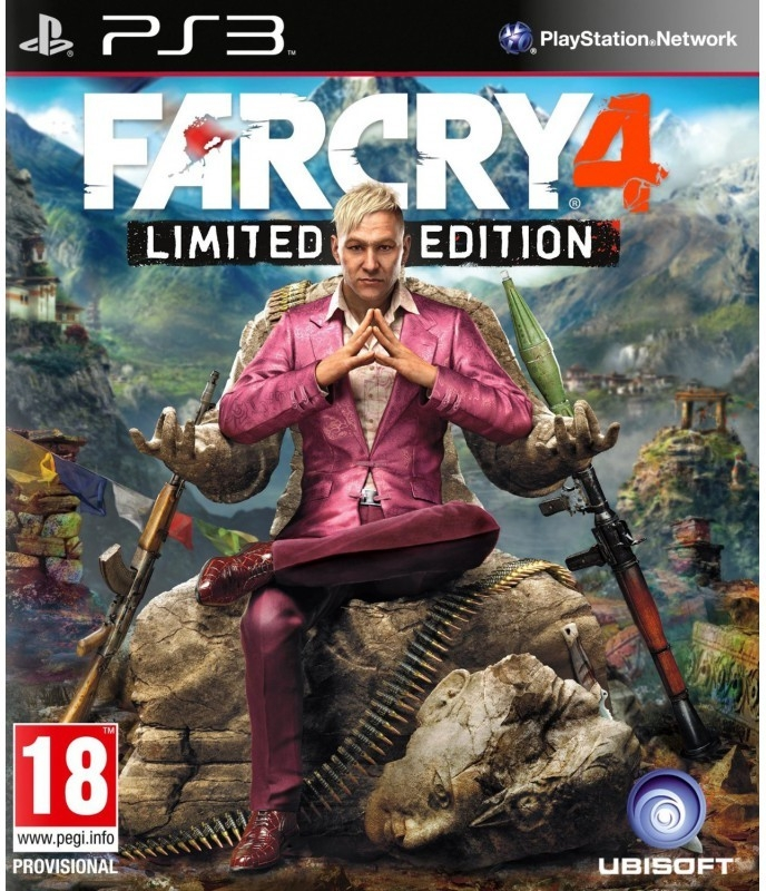 Far Cry 4 /Limited Edition/ (Bazar/ PS3)