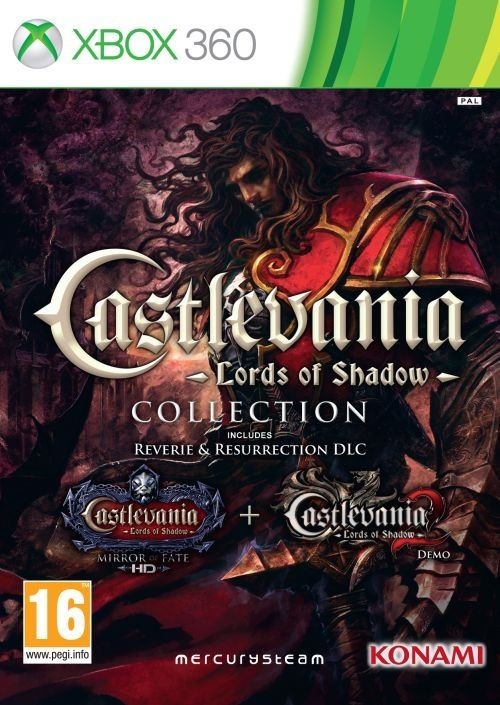 Castlevania: Lords Of Shadow Collection (Bazar/ Xbox 360)