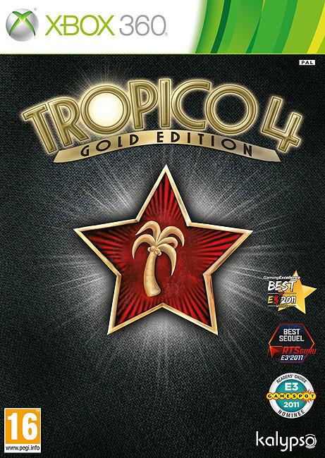 Tropico 4 /Gold Edition/ (Bazar/ Xbox 360)
