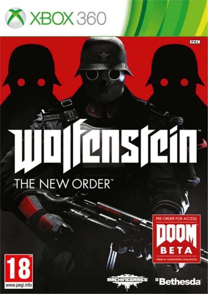 Wolfenstein: The New Order (Bazar/ Xbox 360)