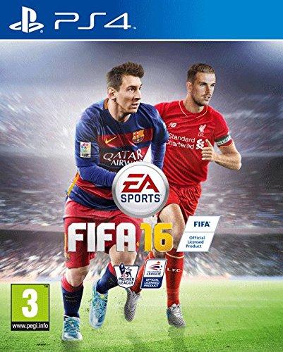 FIFA 16 (Bazar/ PS4)
