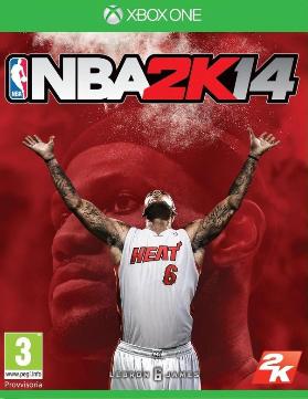 NBA 2K14 (Xbox One) - DE