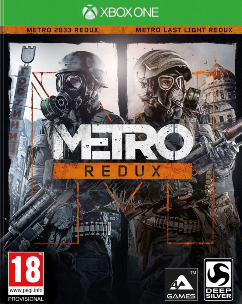 Metro Redux (Bazar/ Xbox One)