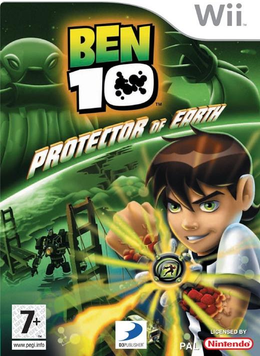 Ben 10: Protector of Earth (Bazar/ Wii)