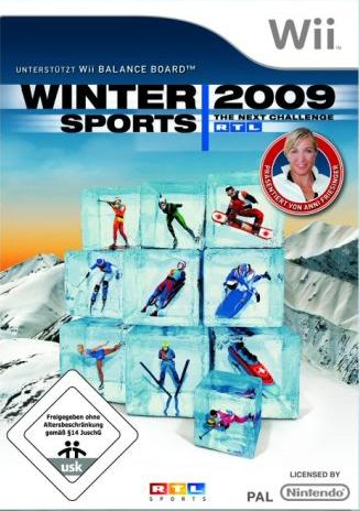 Winter Sports 2009 (Bazar/ Wii) - DE
