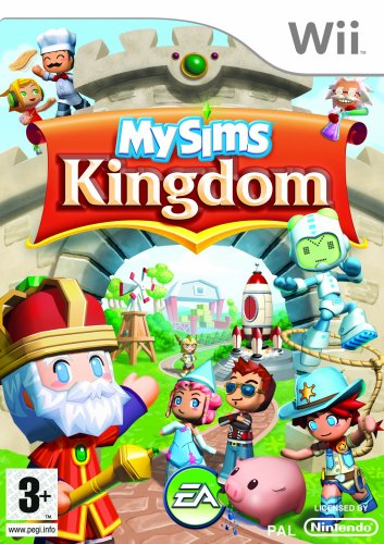 MySims: Kingdom (Bazar/ Wii)