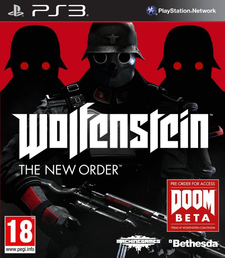 Wolfenstein: The New Order (Bazar/ PS3)