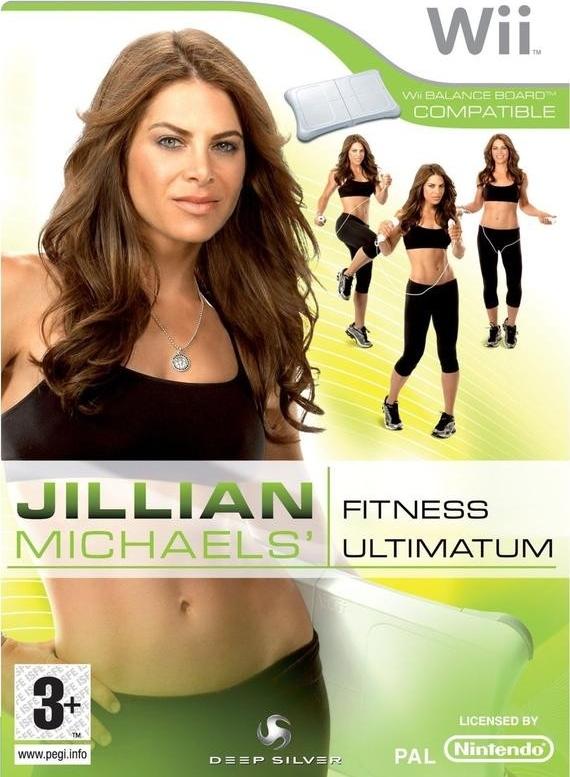 Jillian Michaels Fitness Ultimatum (Bazar/ Wii)