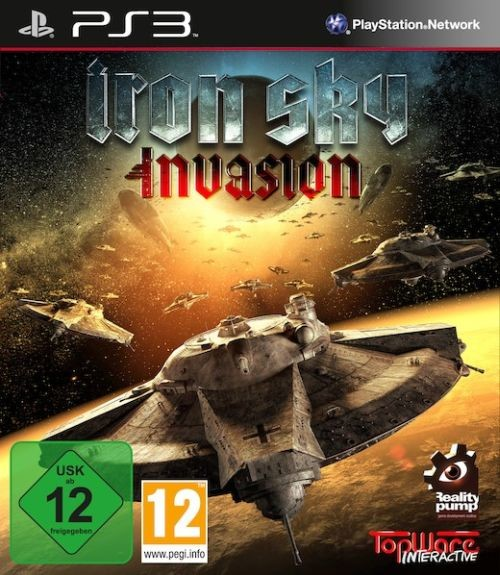 Iron Sky: Invasion (Bazar/ PS3)