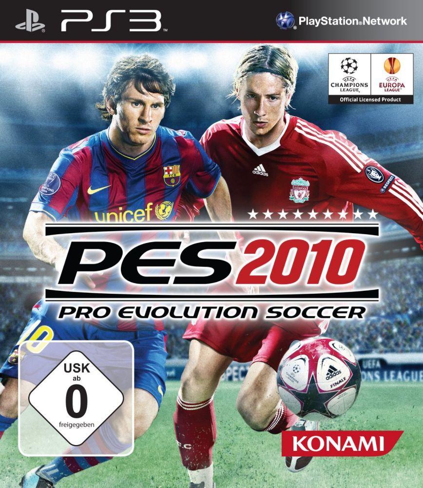 PES 2010 (Bazar/ PS3)