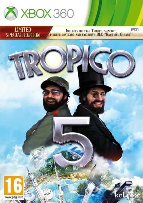 Tropico 5 /Limited Special Edition/ (Bazar/ Xbox 360)
