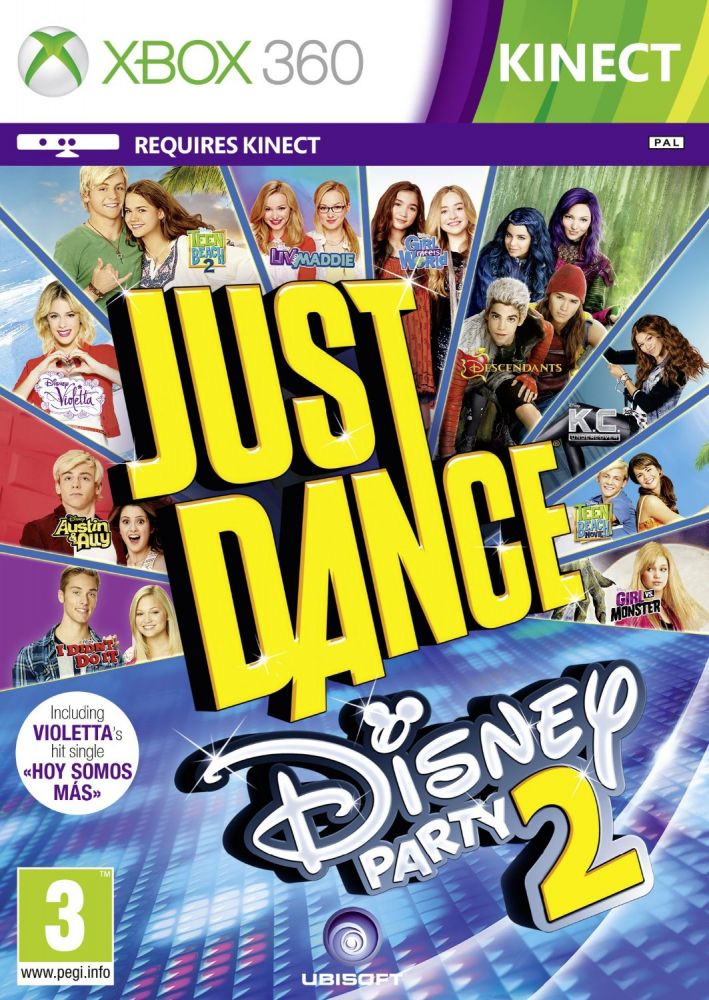 Just Dance: Disney Party 2 (Xbox 360 - Kinect)