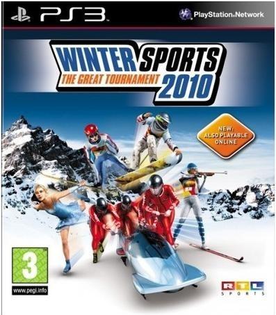 Winter Sports 2010 (Bazar/ PS3) - Výprodej