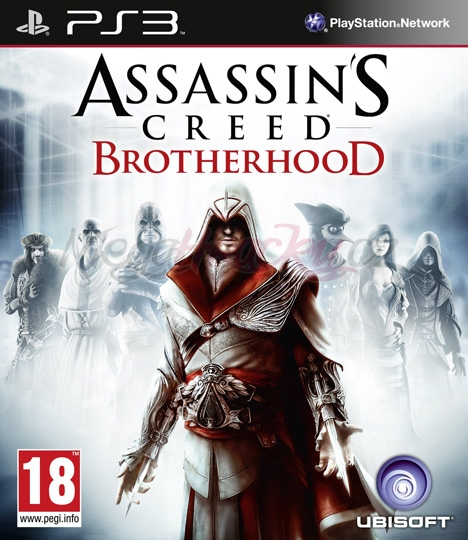 Assassins Creed Brotherhood (Bazar/ PS3) - DE