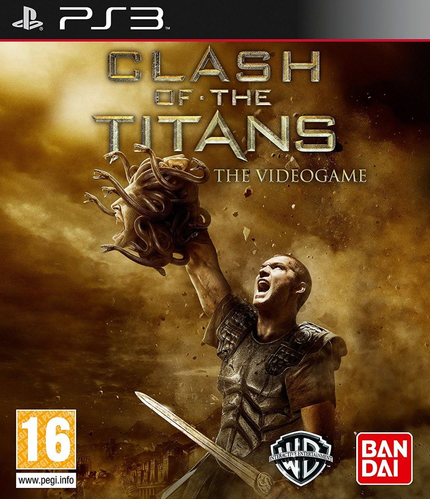 Clash of the Titans (Bazar/ PS3)
