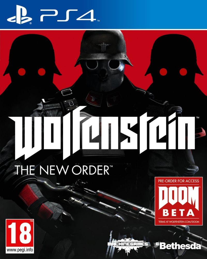 Wolfenstein: The New Order (PS4)